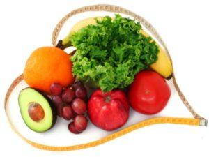 co daje bieganie - zdrowa dieta