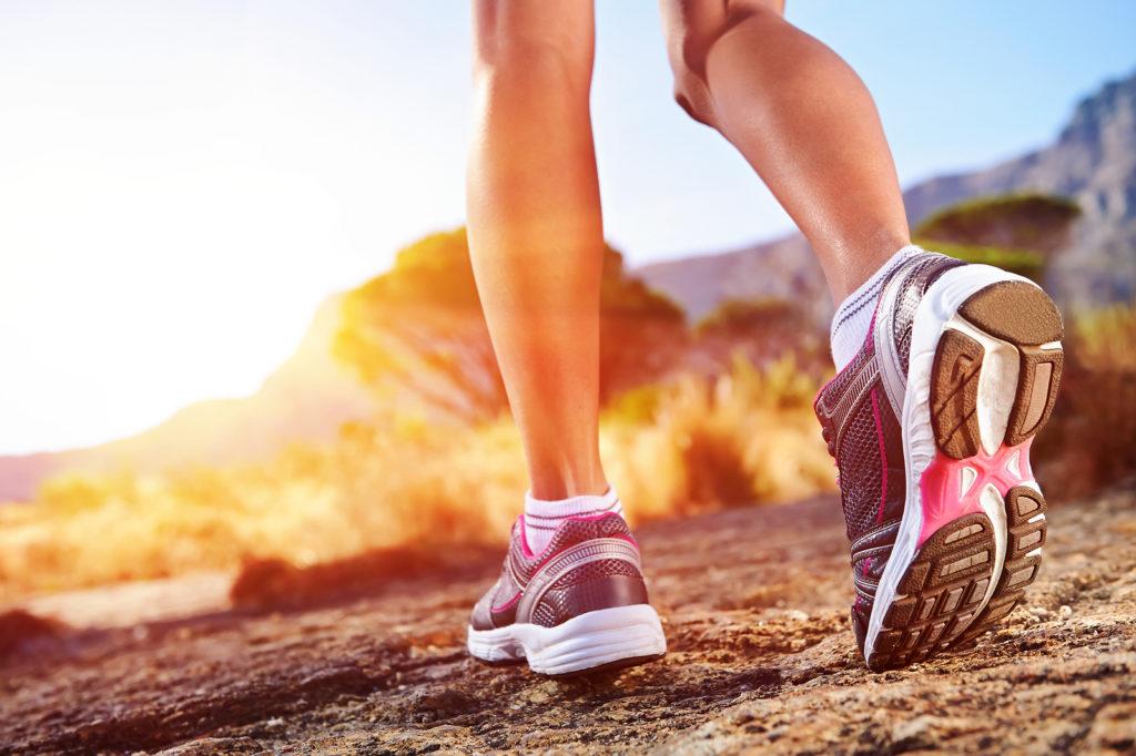 Bieganie stopy