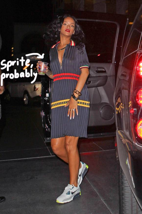 Rihanna i Nike Air Max
